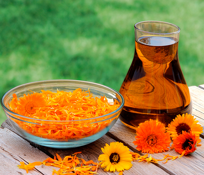 Calendula Your Skincare Routine Масло календулы: применение и отзывы