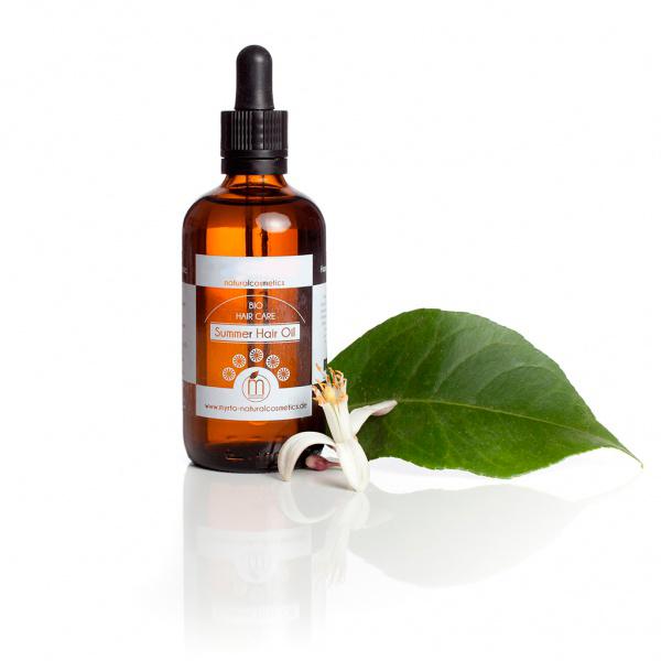 bio summer hair oil 100ml 600x600 Масло макадамии для волос