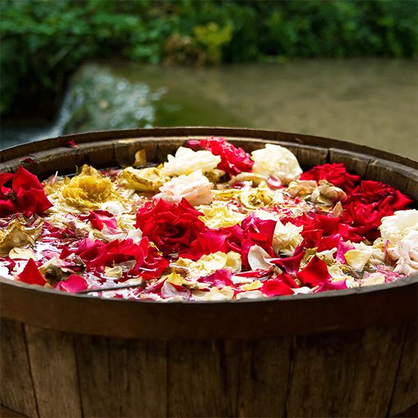 Применение эфирного масла розы в косметологии
