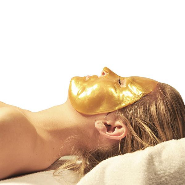 gold mask01 Коллагеновые маски для лица