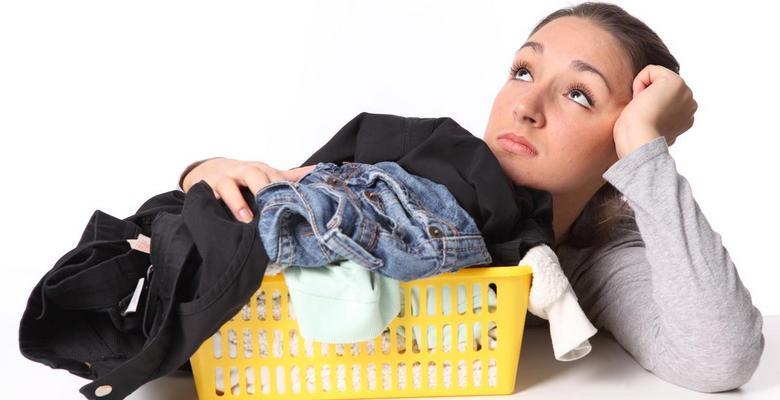Как избавиться от краски на одежде