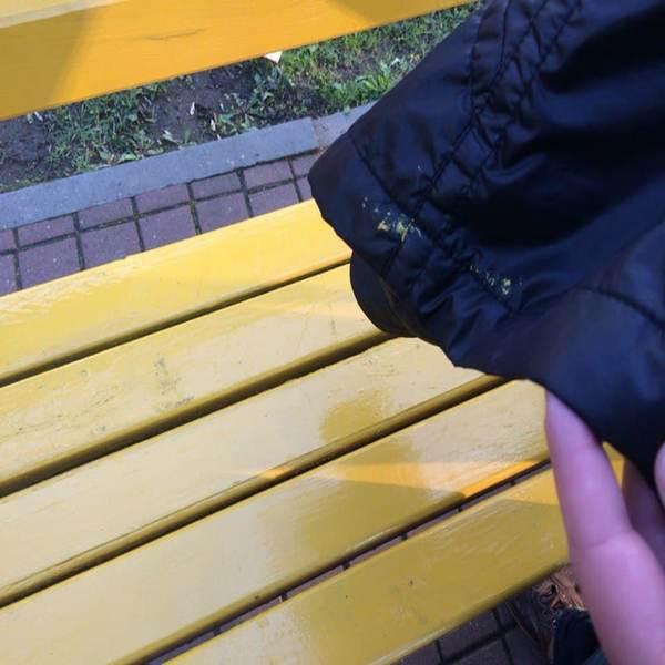Как оттереть краску с куртки? Поможет теплый спирт
