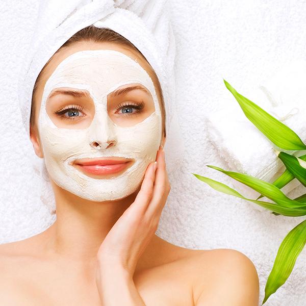 spa mask Маски для лица из сметаны