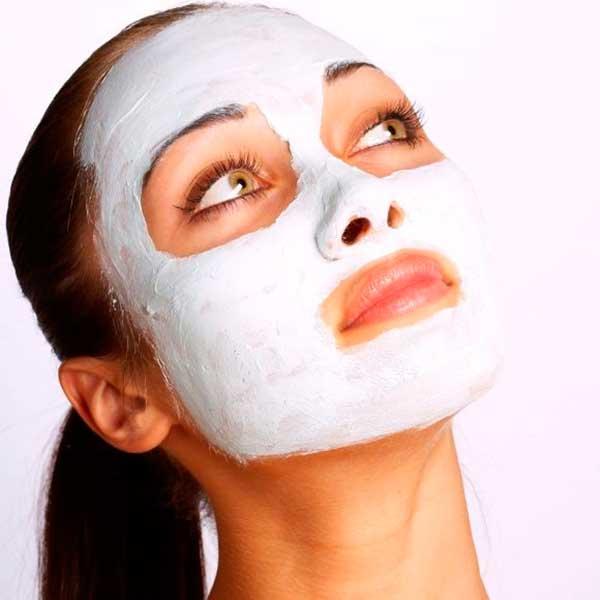 Очищение лица содой и кремом для бритья