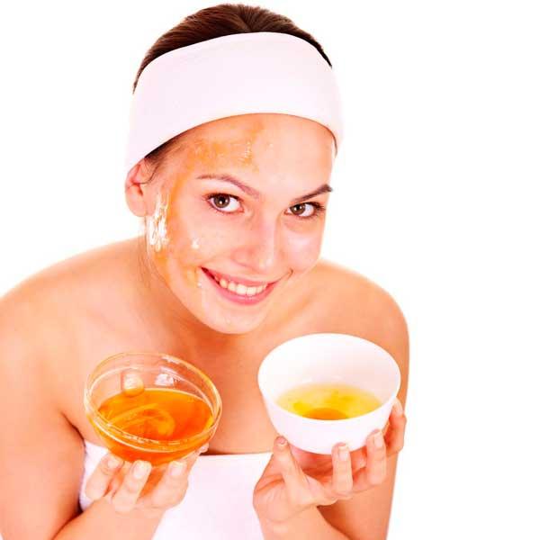 Honey Mask 1 Маски для лица с медом
