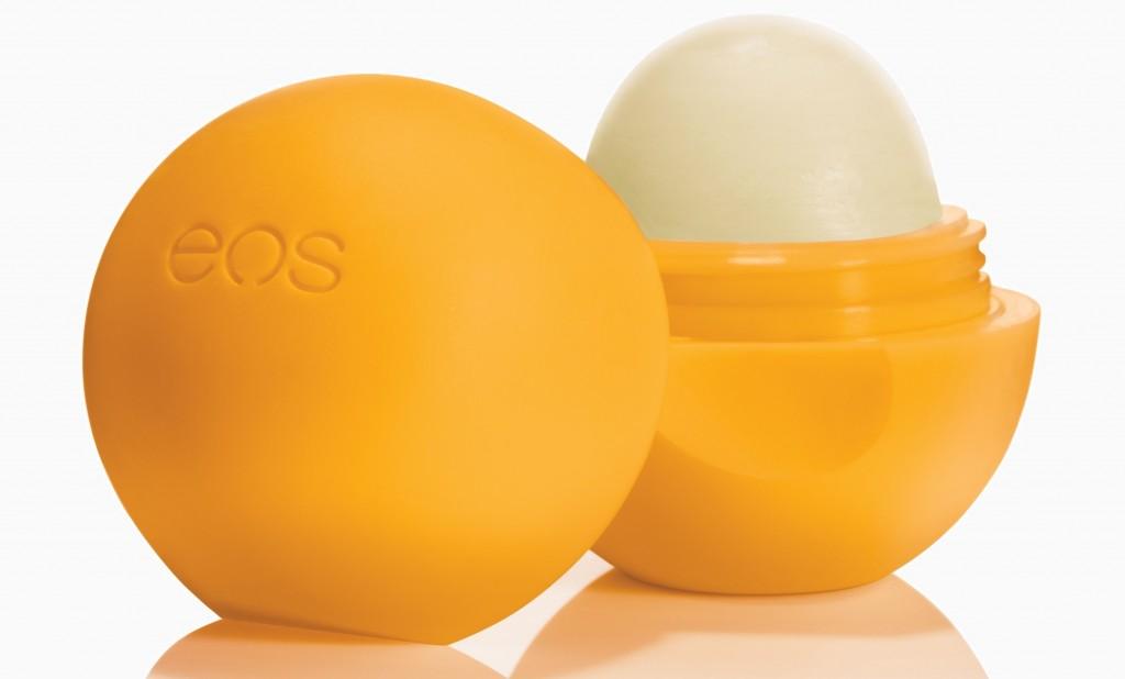 Бальзам для губ Medicated Tangerine от EOS (390 руб.)