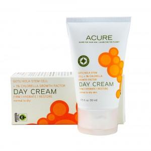 Дневной крем со стволовыми клетками готу кола от Acure Organics 300x300 Где заказывать косметику онлайн?