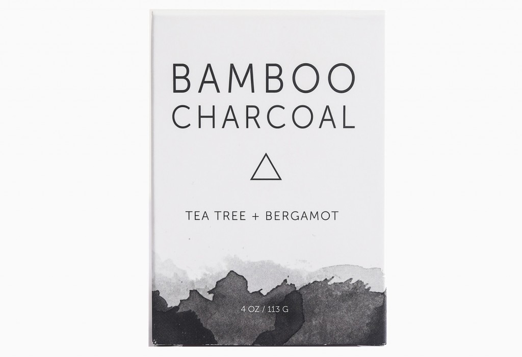 Мыло Bamboo Activated Charcoal Soap от Herbivore Botanicals ($10)