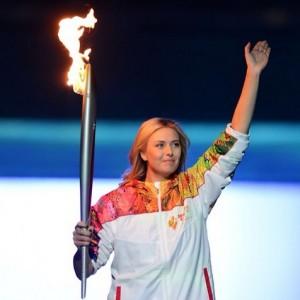 Мария Шарапова #ОлимпиадавСочи