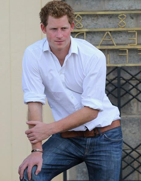 Принц Гарри 2 Мужские украшения, или Как не превратиться в Джека Воробья