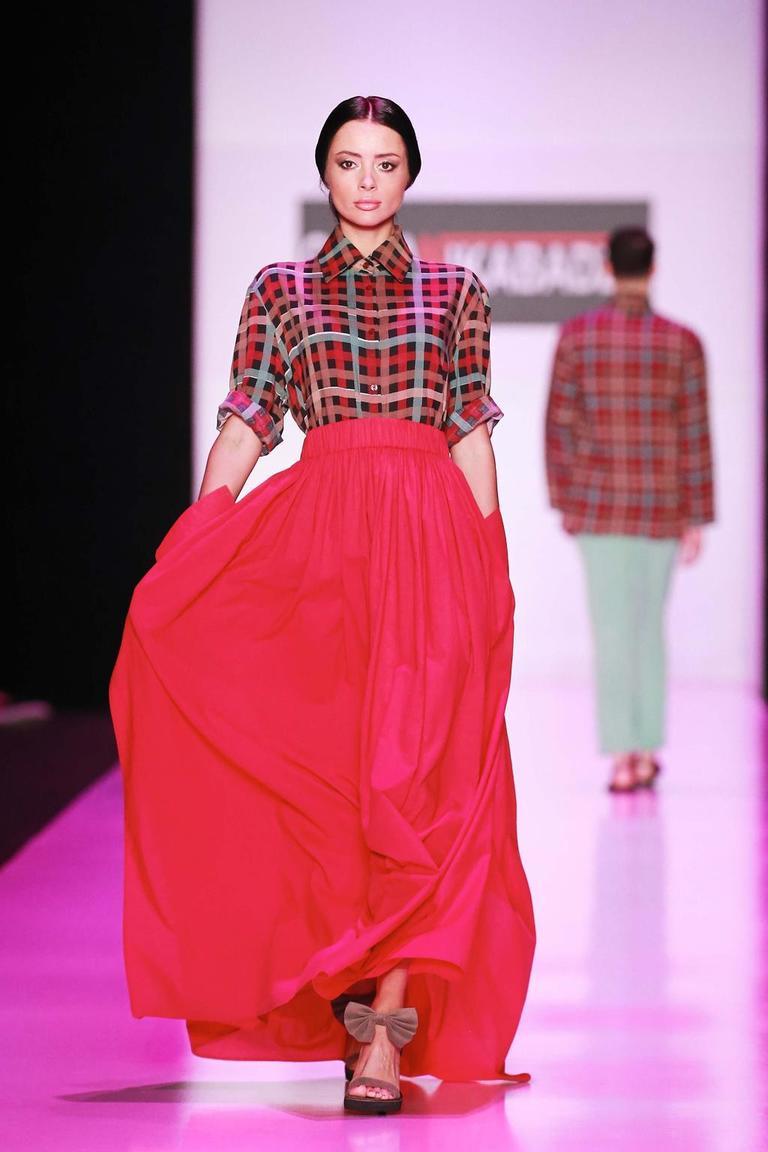 Goga Nikabadze ¦ ¦¦TБ¦ ¦ ¦¬¦¦TВ¦ 2015 Почему российским неделям моды пора перестать существовать?