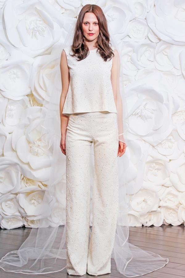Naeem Khan Свадебные платья для хулиганок, которые оценила бы Анджелина Джоли