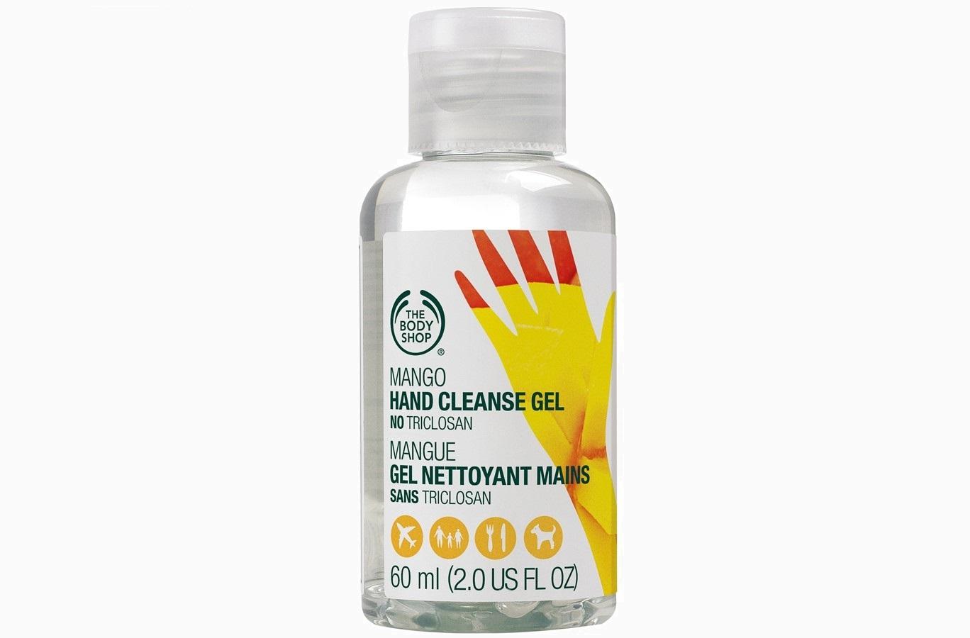 Антибактериальный гель для рук «Манго» от The Body Shop (210 руб.)