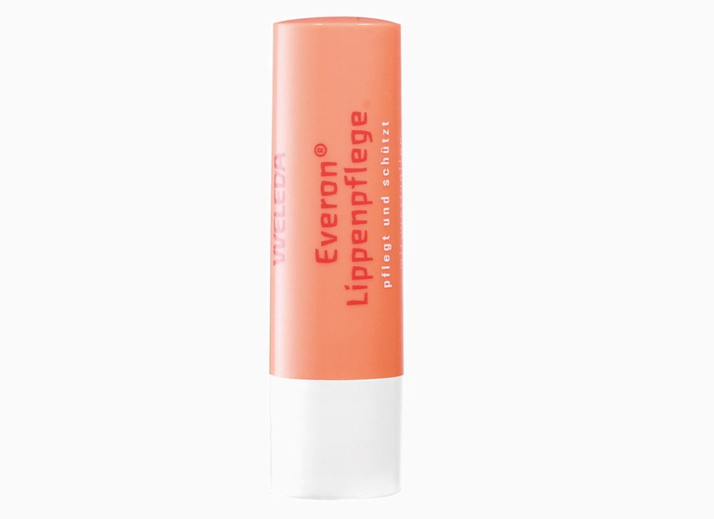 Бальзам для губ Everon Lip Balm от Weleda (270 руб.)