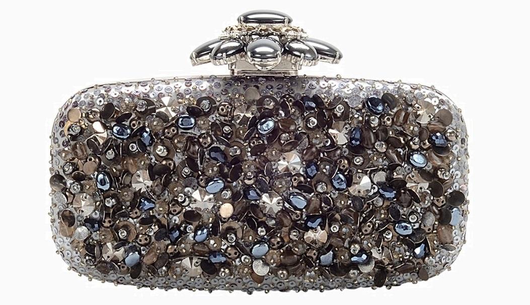 Клатч OSCAR DE LA RENTA модель Goa £1162 От 1 500 и до…: <br/> ищем идеальный клатч для новогодней ночи