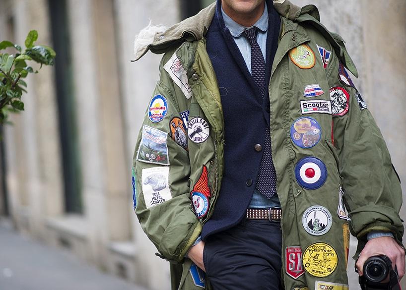 Одежда в стиле милитари 2 8 вещей, которые мужчинам пора прекратить носить зимой