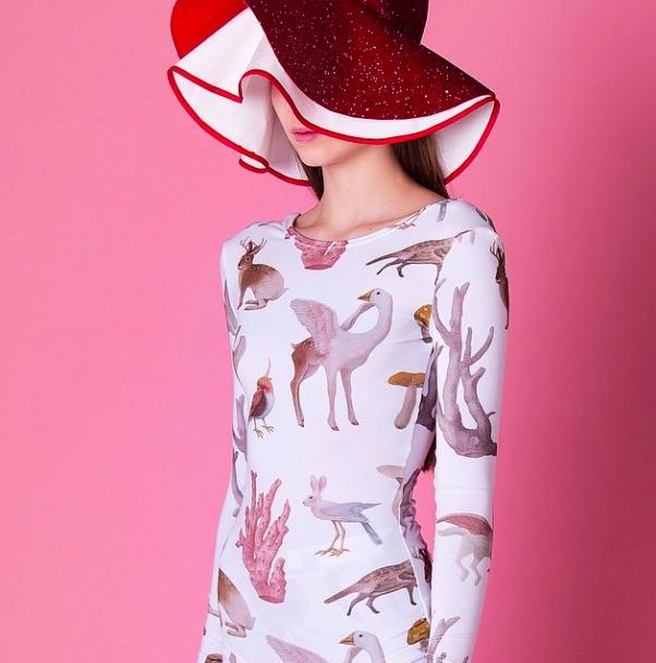ФОТО 1 LES 8 российских дизайнеров, вещи которых мы хотим носить