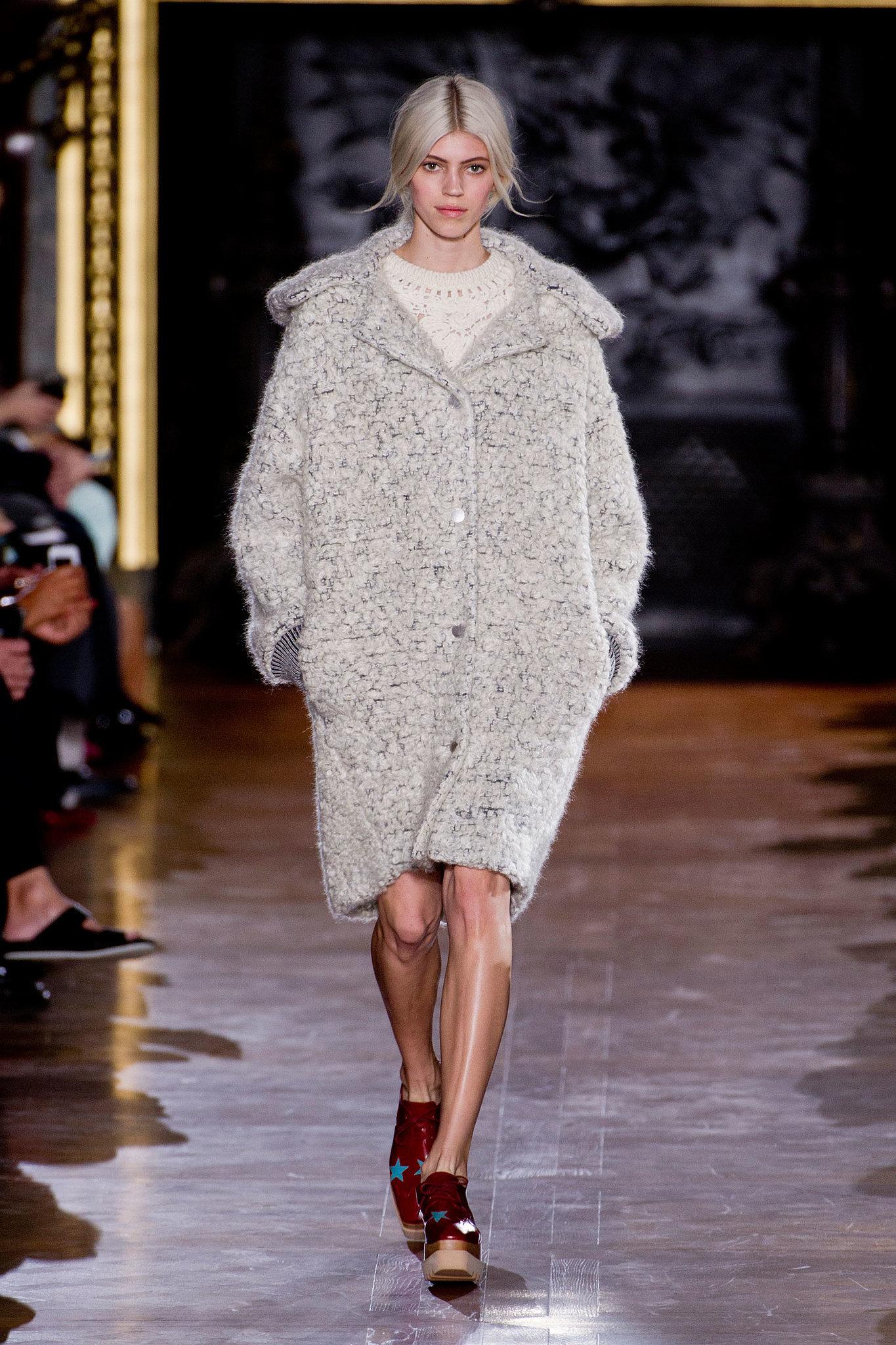 Stella McCartney осень зима 20142015 5 модных трендов, с которыми мы хотели бы распрощаться навсегда в новом году