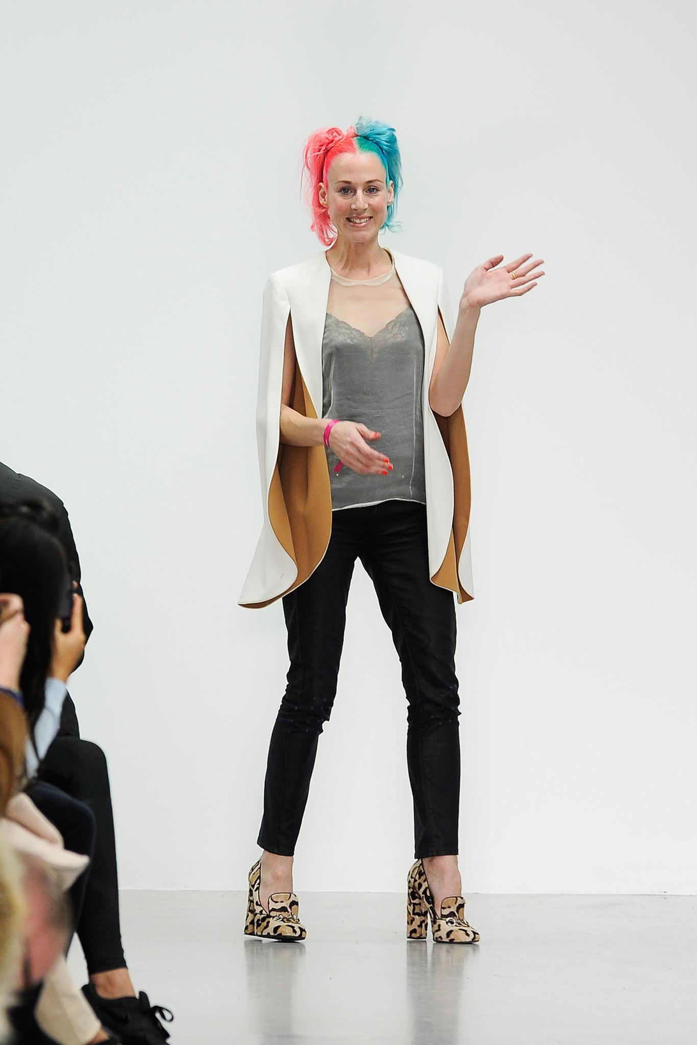 Кэти Ири Самые нелепые мужские образы с Недели моды в Лондоне