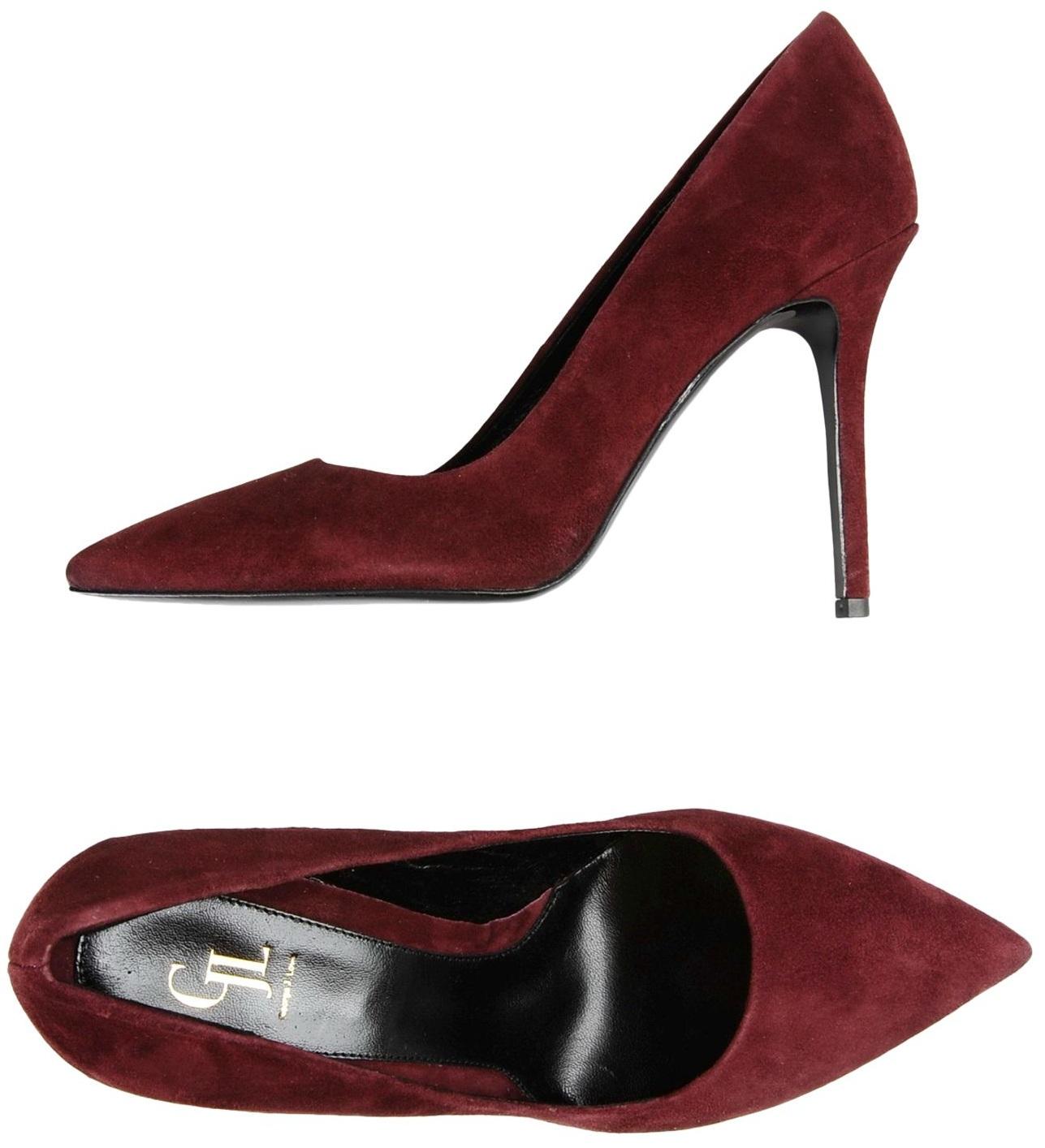 Туфли George J. Love 1 10 красных лодочек для Дня святого Валентина