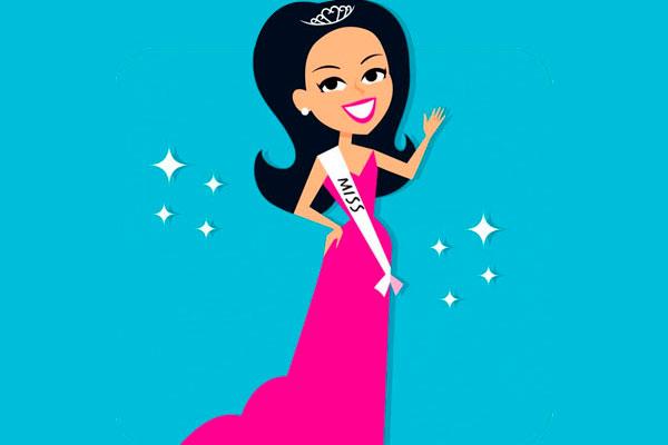 конкурс красоты1 Сценарии на 8 Марта для дам коллег
