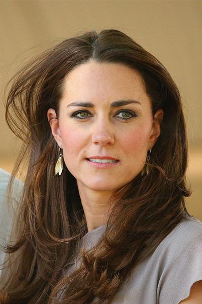 13 Герцогиня Кэтрин раскрутила неизвестный ювелирный бренд, всего пару раз надев серьги