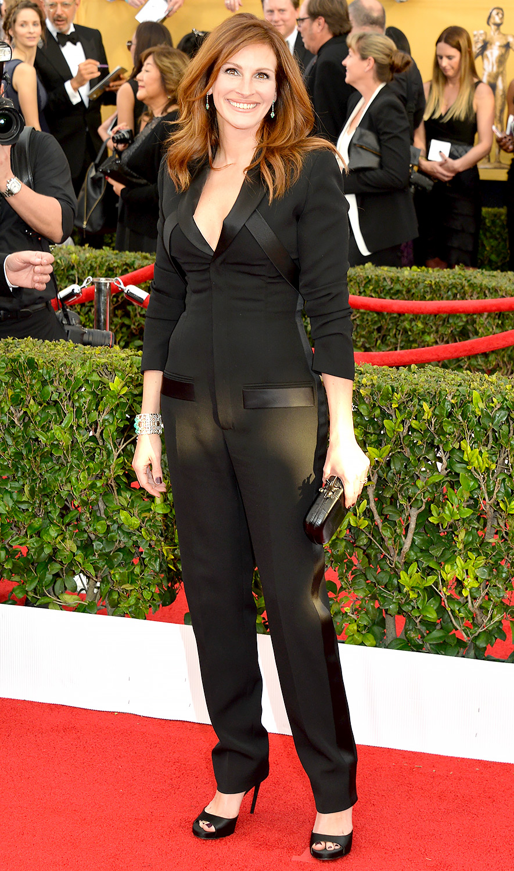 1422239664 julia roberts zoom Самые красивые украшения церемонии Screen Actors Guild Award 2015