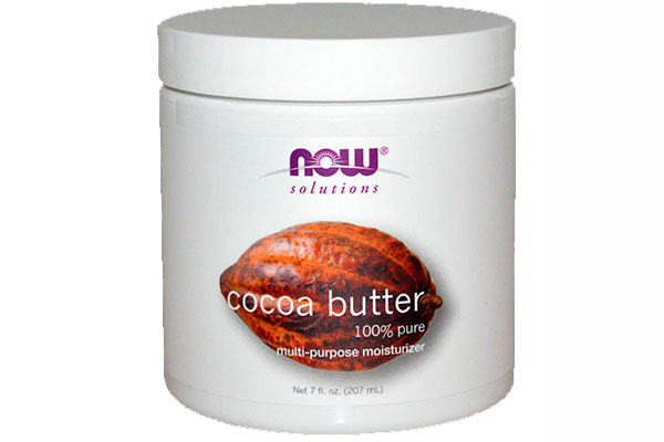 Масло какао и масло жожоба Cocoa Butter от Now Foods Solutions (482 руб., 207 мл)