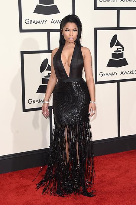Ники Минаж Grammy 2015 – самые волнующие моменты церемонии