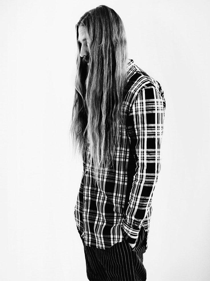 Рекламная кампания 2Rag Bone весна лето 2015 Брутальный лесоруб – наш новый модный герой?