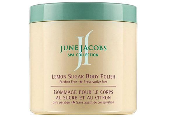 Сахарно лимонный скраб для тела Lemon Sugar Body Polish от June Jacobs 2 760 руб. 1603 мл 8 продуктов, которые помогут победить растяжки