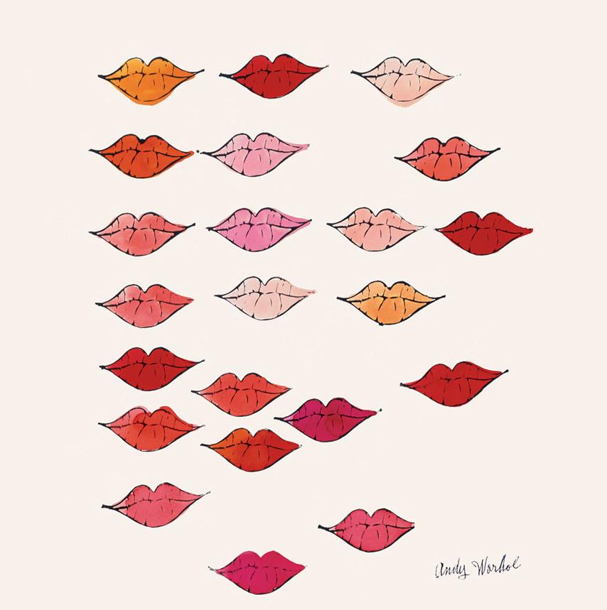11 Губы и искусство: <br/> как красная помада перевернула мир