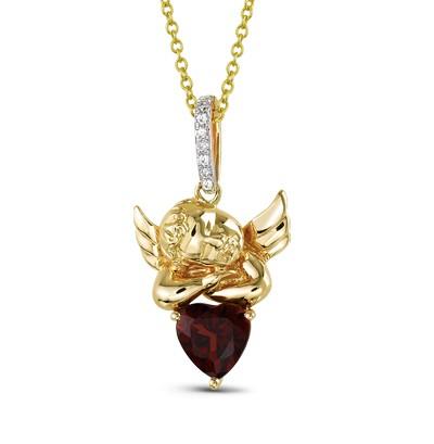 16947 Подвеска «Ангел» из золота