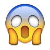 33 face screaming in fear Леди Гага снимется в пятом сезоне «Американской истории ужасов»