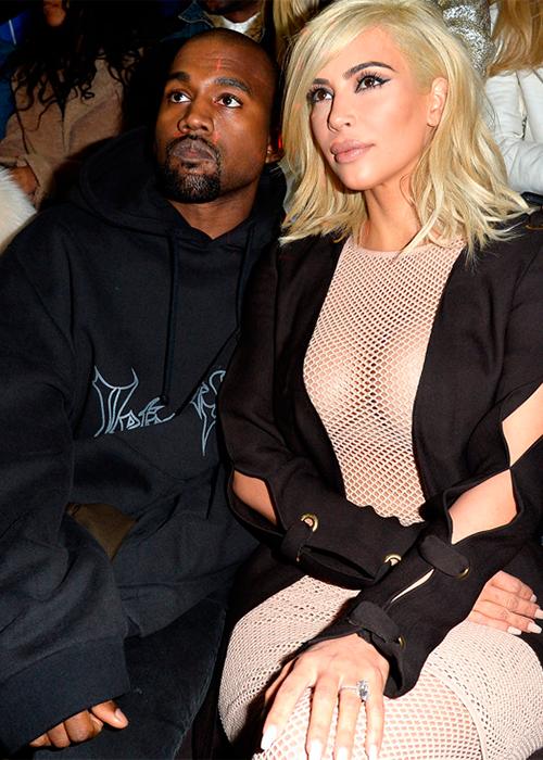 Канье и Ким Неделя моды в Париже: во что превращаются показы сегодня?