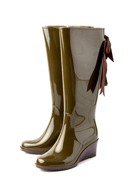 Резиновые сапоги Alba 1 990 руб. Самые модные резиновые сапоги  для весенней оттепели