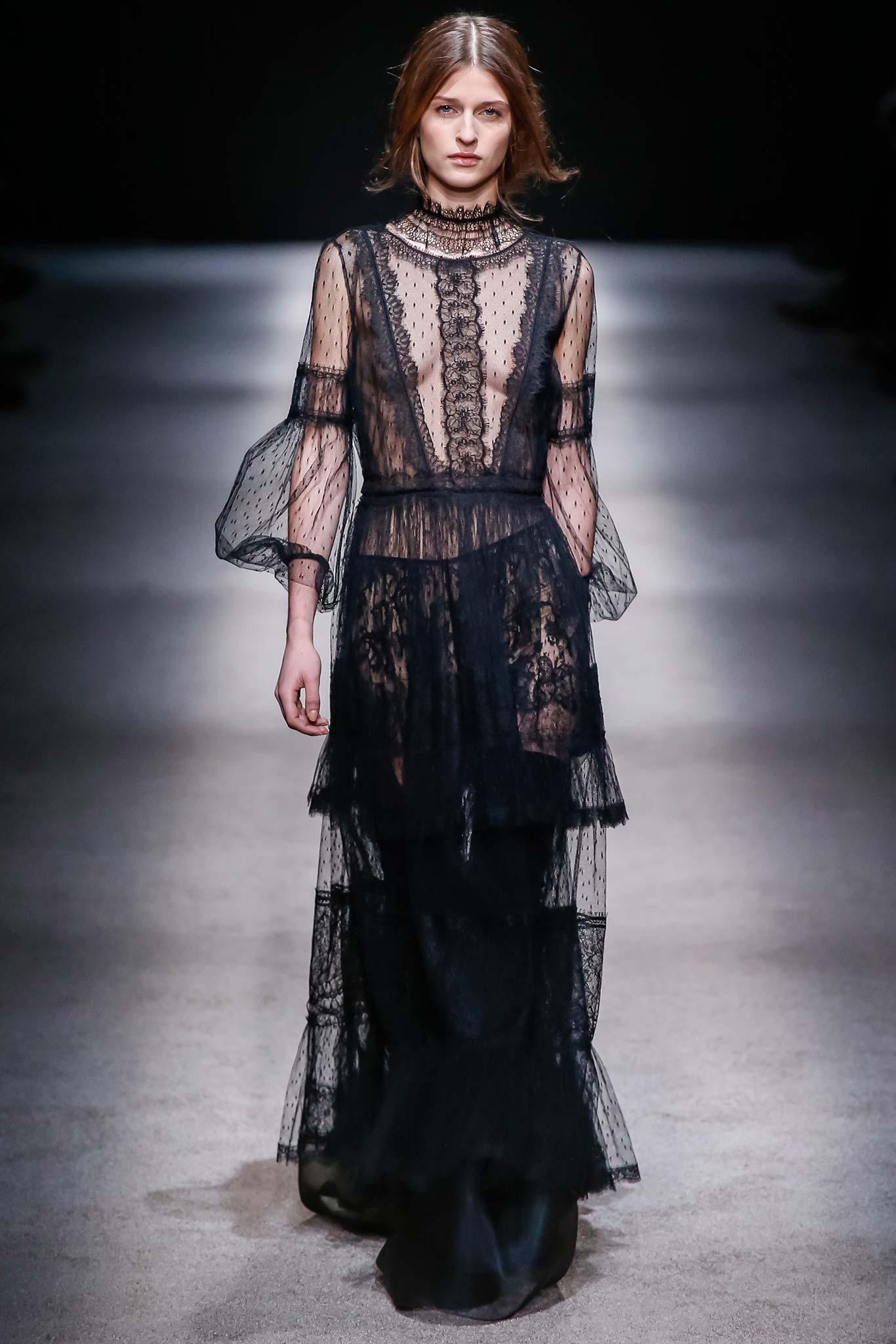 Alberta Ferretti весна лето 2015 Неделя моды в Милане: 6 тенденций, которые точно приживутся в России