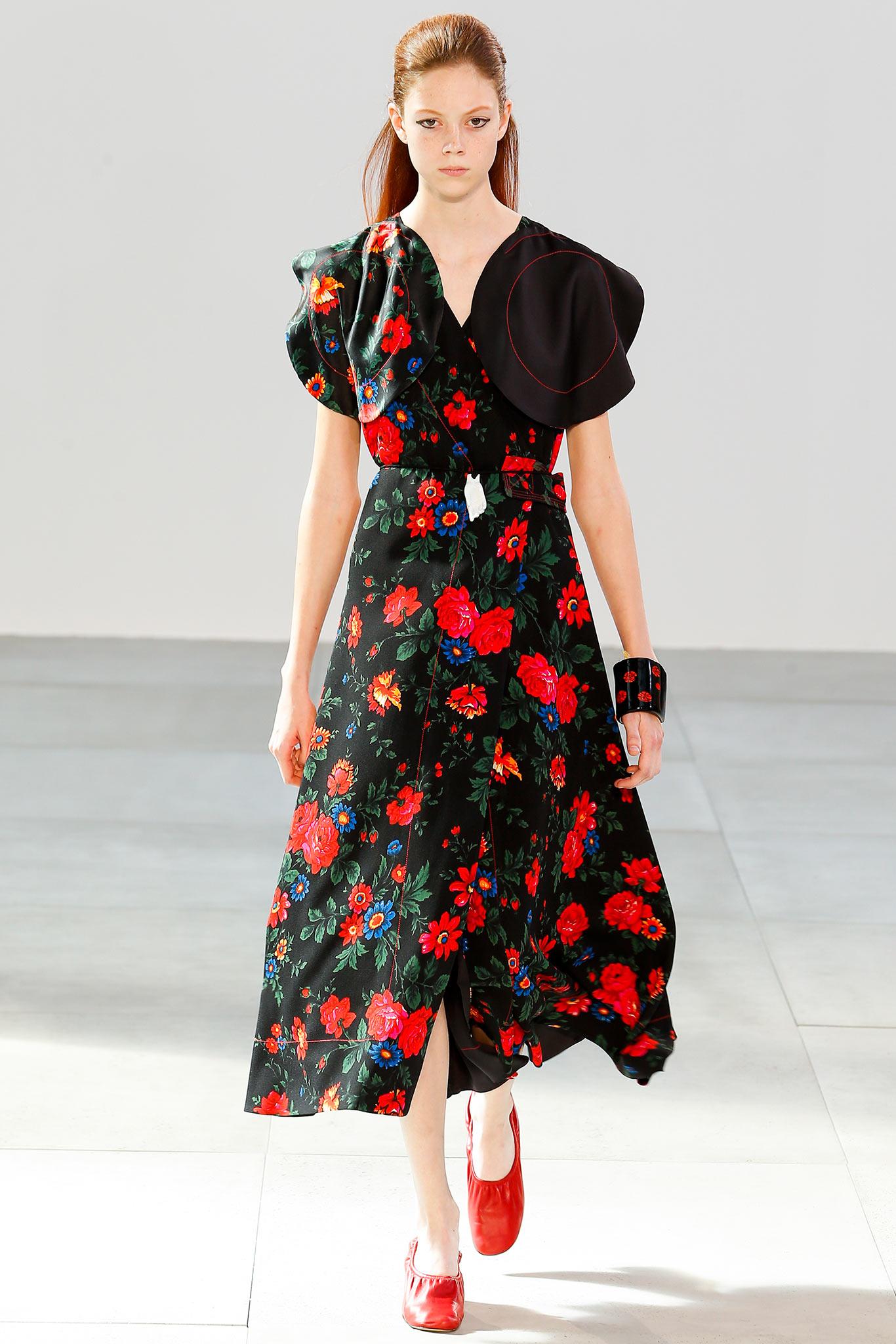 Céline Самые модные принты наступающей весны