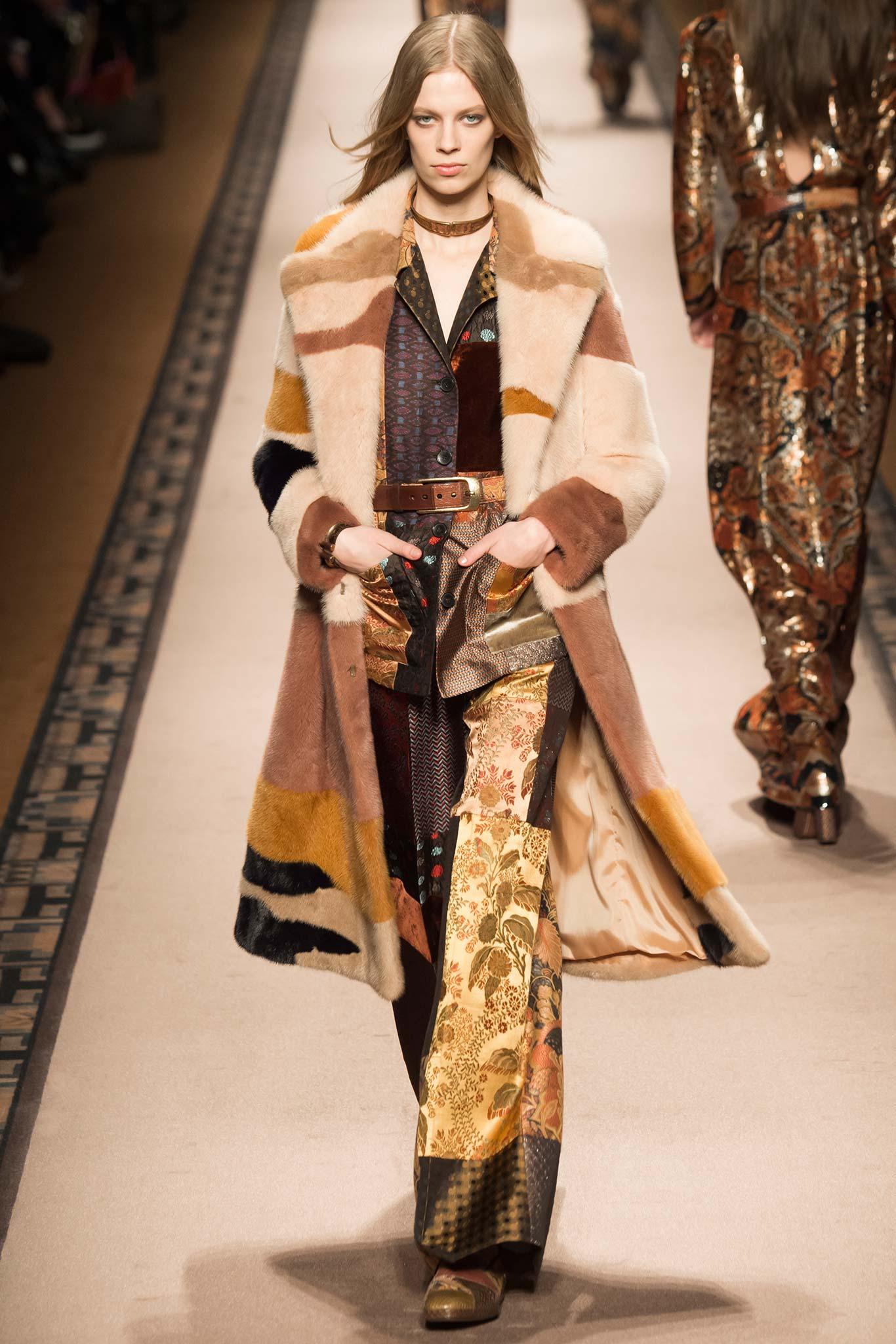 Etro весна лето 2015 Неделя моды в Милане: 6 тенденций, которые точно приживутся в России
