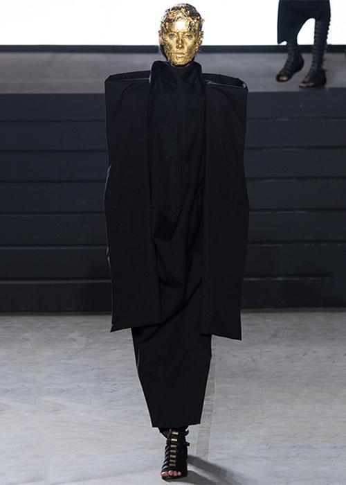 Rick Owens осень зима 2015 2016 Неделя моды в Париже: во что превращаются показы сегодня?