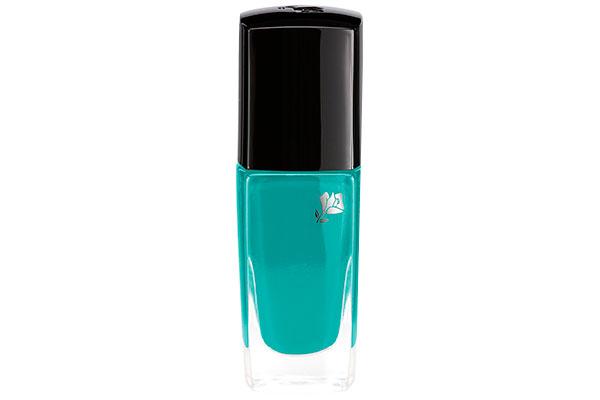 SS15 383M Blue Mint lancome laquer 9 зеленых лаков для ногтей из коллекций весна лето 2015