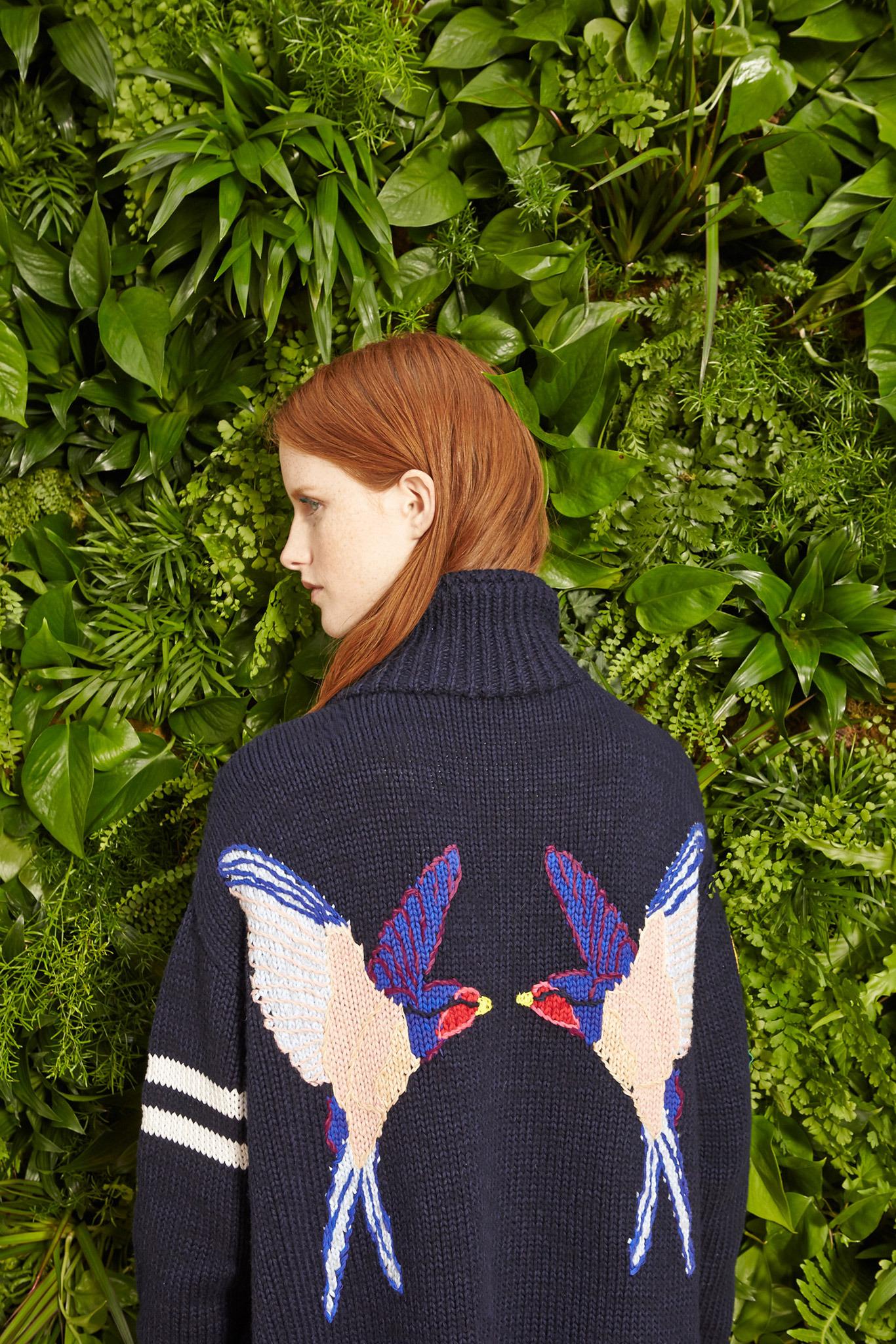 Stella McCartney Самые модные принты наступающей весны