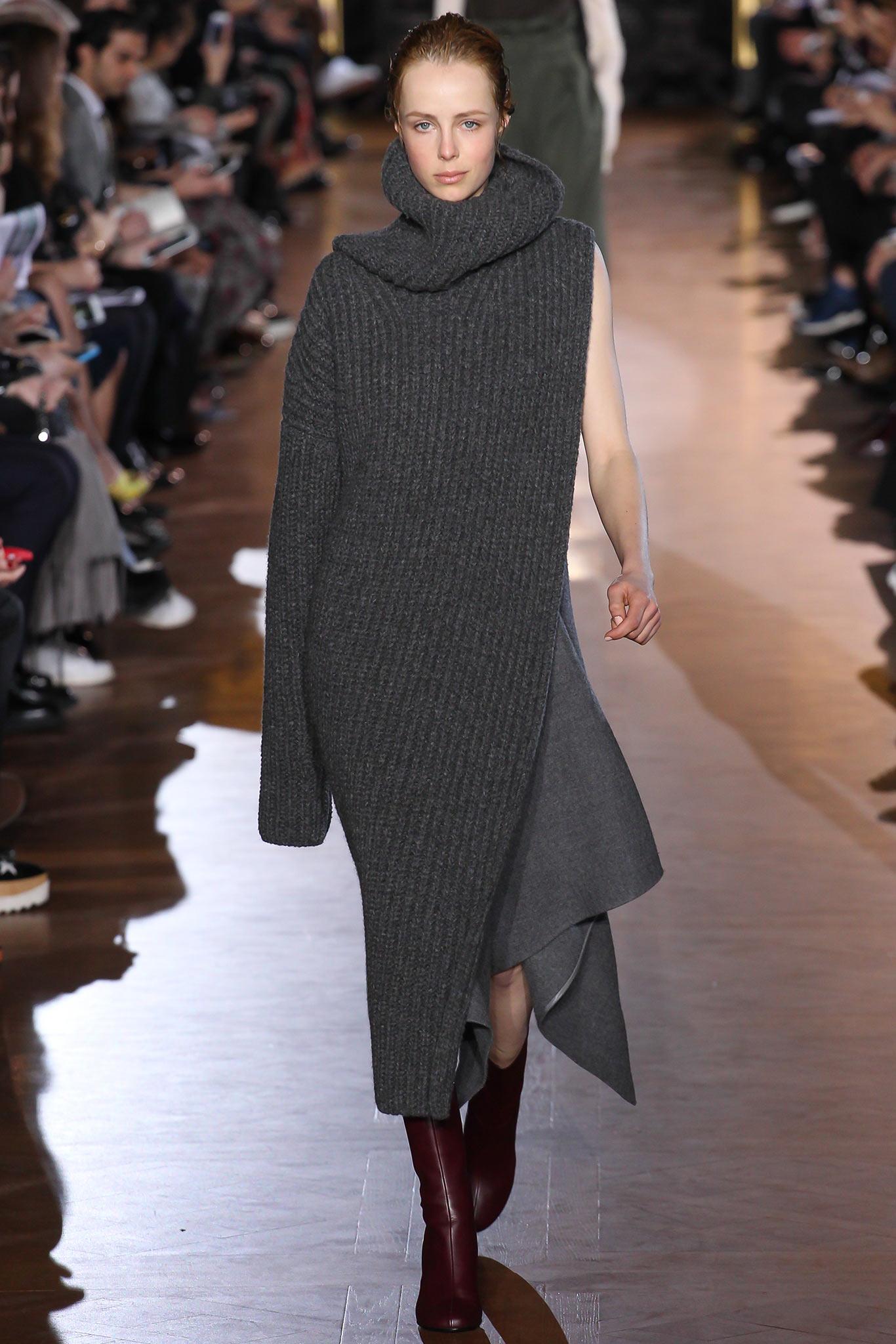 Stella Mccartney осень зима 20152016 Неделя моды в Париже: во что превращаются показы сегодня?
