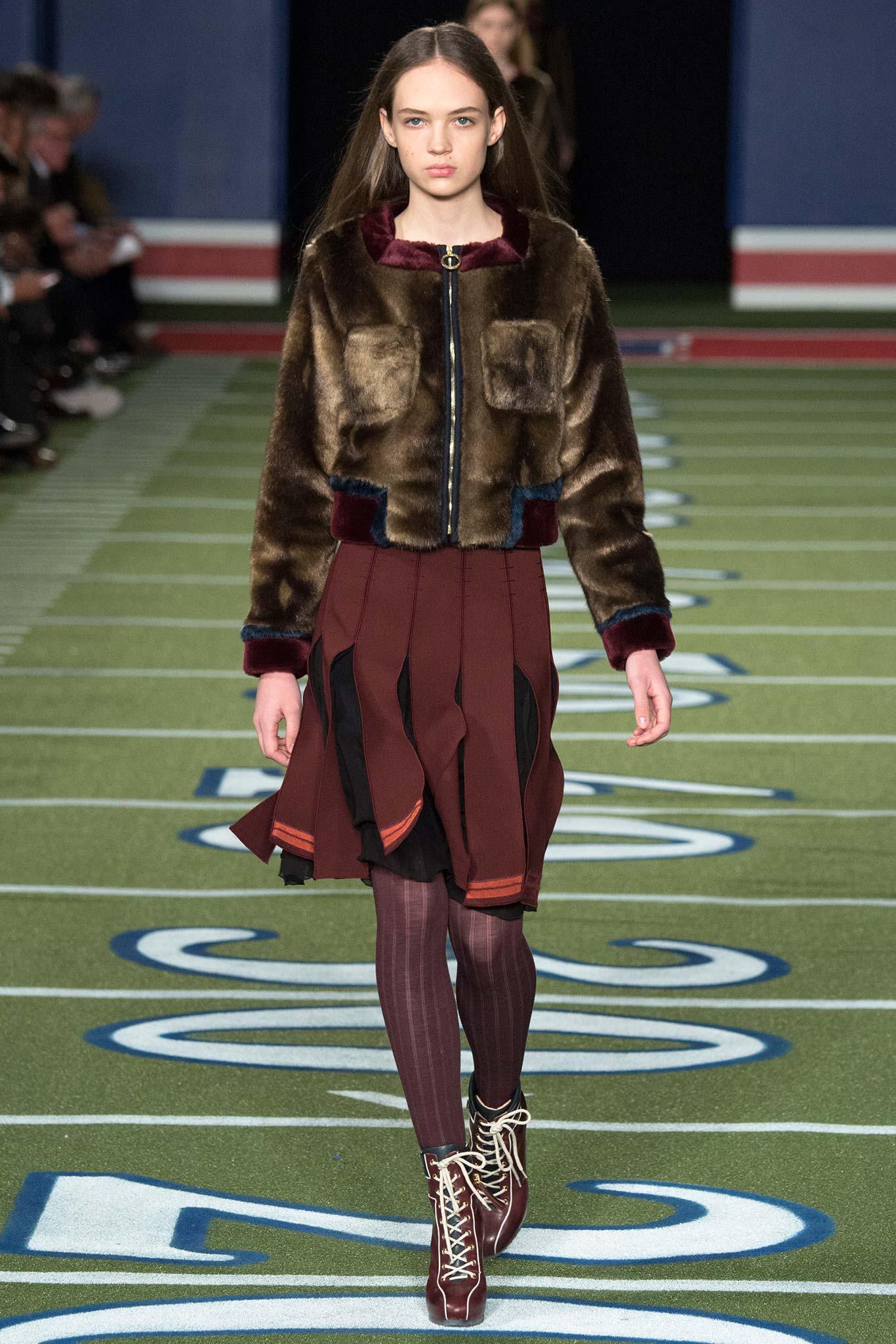 Tommy Hilfiger Вы удивитесь, что мы будем носить следующей осенью