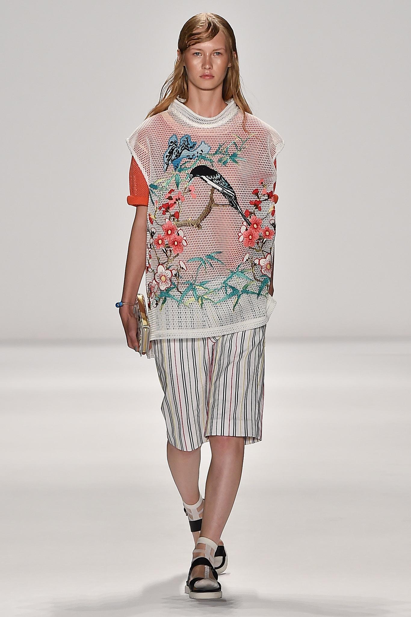 Vivienne Tam Самые модные принты наступающей весны
