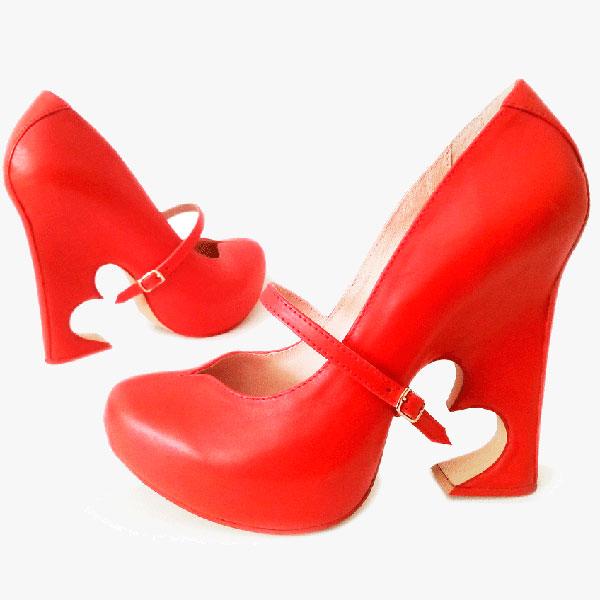 kobi levi heart3 5 модных марок сумасшедшей обуви