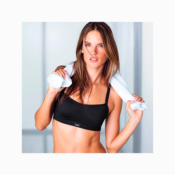 Алессандра Амбросио Тренируемся, как «ангелы» Victorias Secret