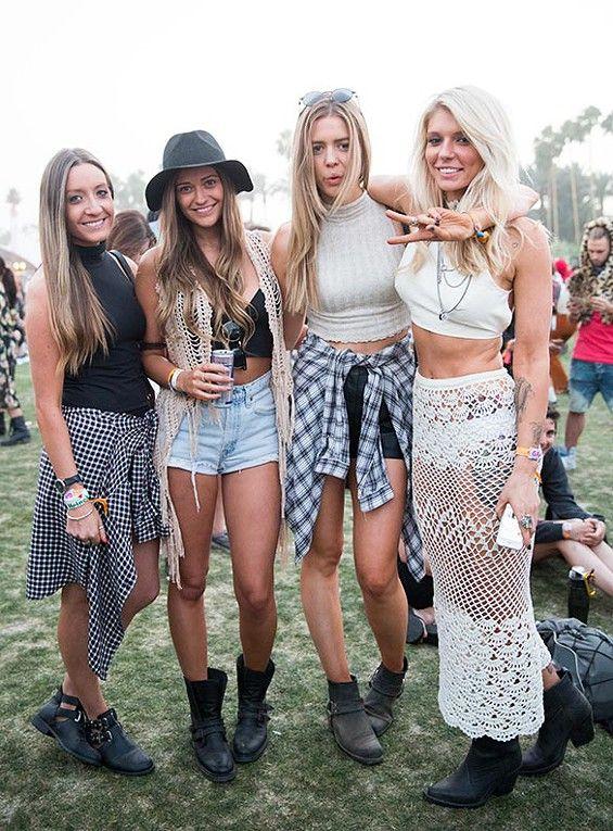 Замшевые ботильоны Coachella и RocknRoll: что надеть в теплые выходные, которые обязательно наступят
