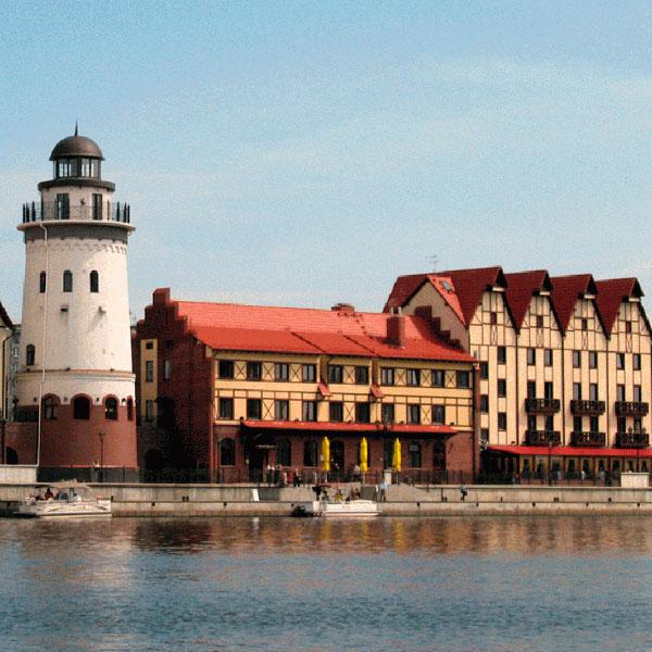 Калининград Поплаваем? Лучшие морские курорты России