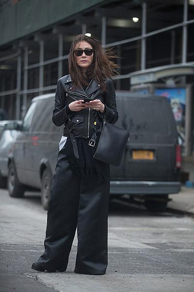Кожаная куртка одежда которую вы ни за что не надели бы вновь в здравом уме 2 Носим кожаные куртки, как крутые девчонки
